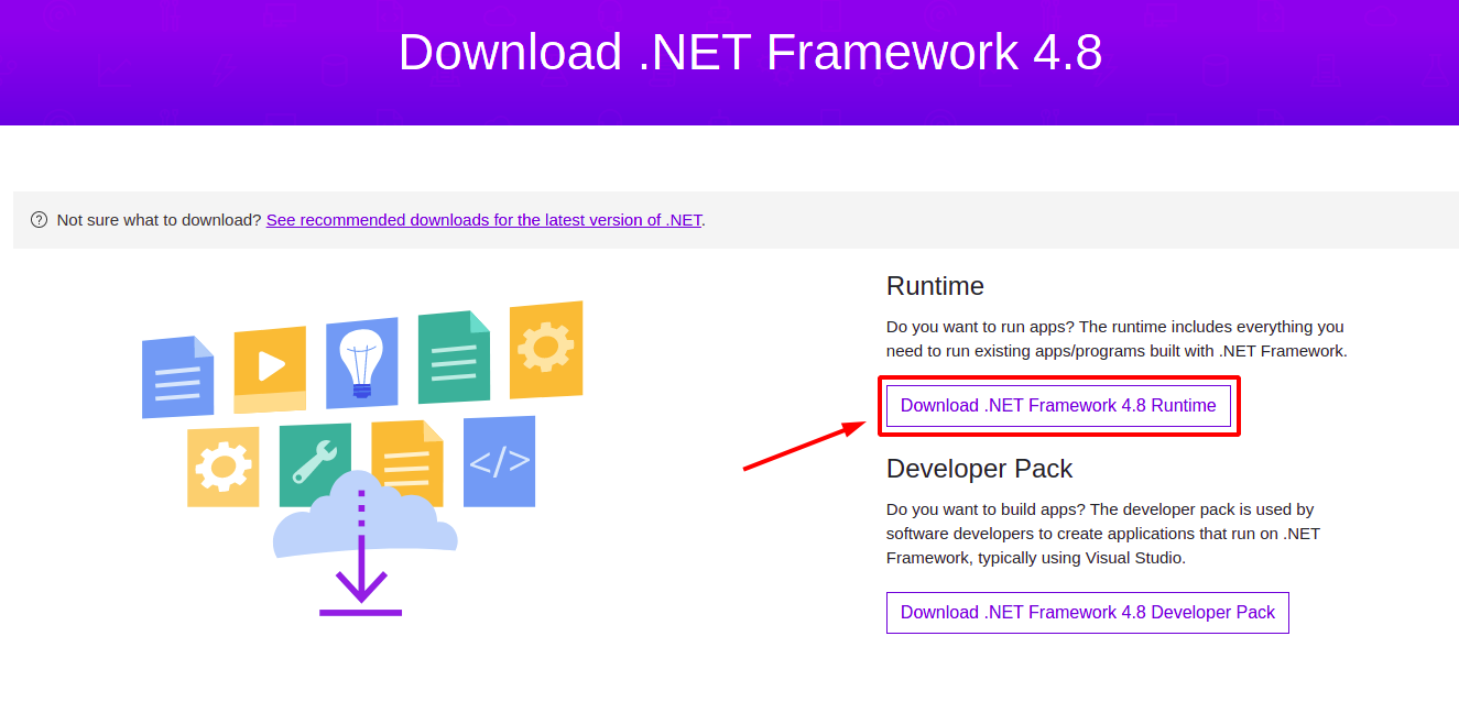 How to install or update .NET Framework on a Windows device ...